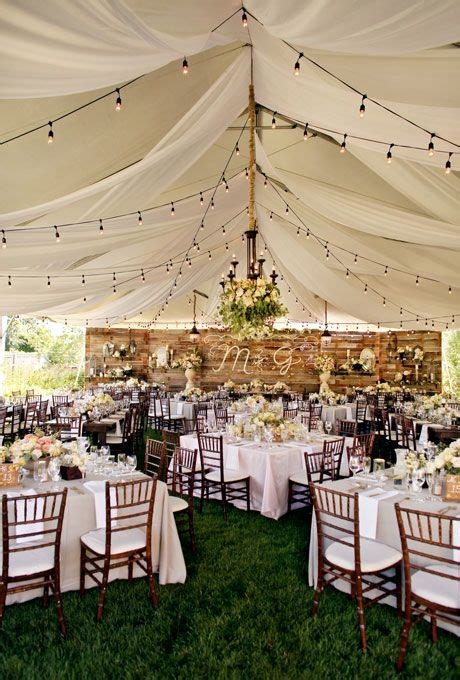 decorated tents for wedding receptions best 25 wedding tent decorations ideas on diy