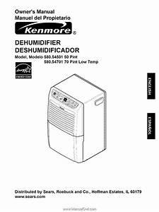 Kenmore 54501