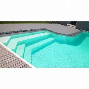 hauteur marche piscine beton idees de decoration With hauteur marche piscine beton