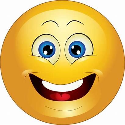 Emoticon Clipart Clip Smiley Surprised Yellow Clipartlook