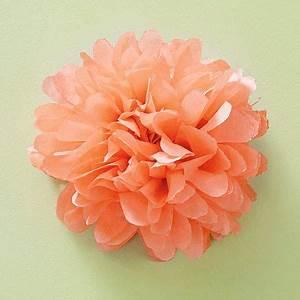 Basteln Mit Papier Anleitung : die besten 25 papierblumen basteln ideen auf pinterest papierblumen riesen papierblumen ~ Frokenaadalensverden.com Haus und Dekorationen