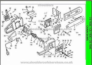 Stihl 028 Av Parts Diagram