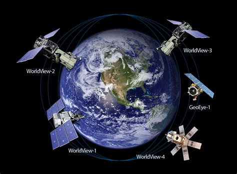 Space Satellite Imaging
