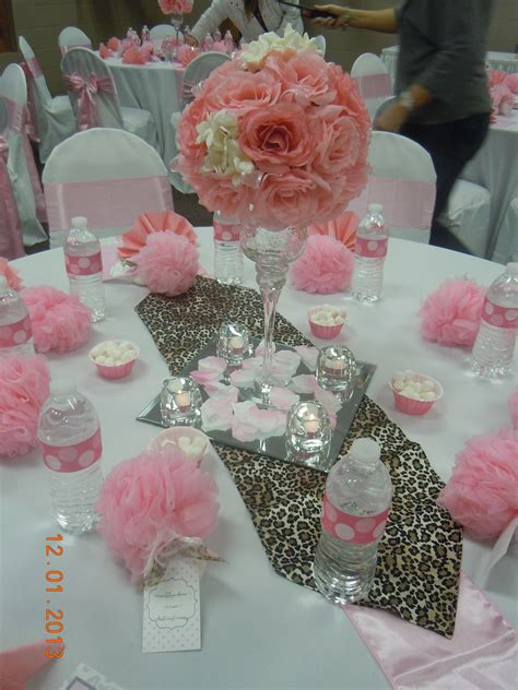 baby girl shower centerpieces baby shower centerpieces party ideas