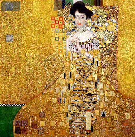 La Klimt - retrato de adele bloch bauer i buscar con