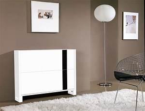 Meuble A Chaussure Design : meuble chaussure atout design ~ Teatrodelosmanantiales.com Idées de Décoration