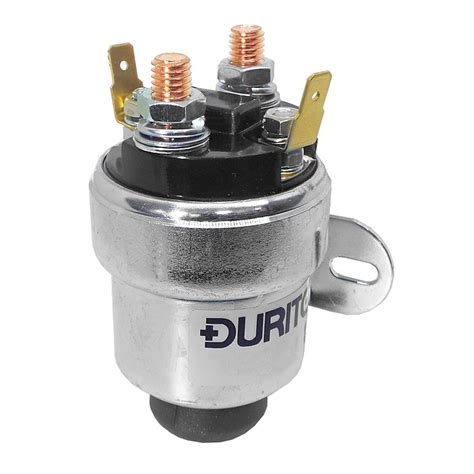 0 335 04 durite 24v 100a starter solenoid with isolated return
