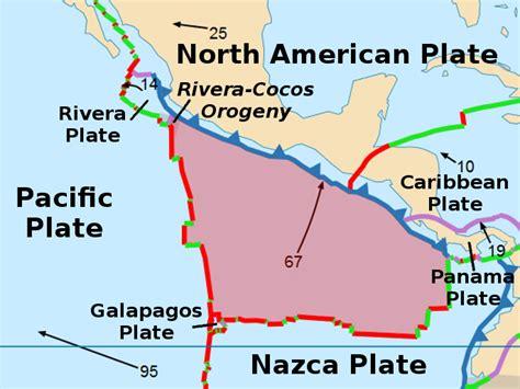 cocos plate wikipedia