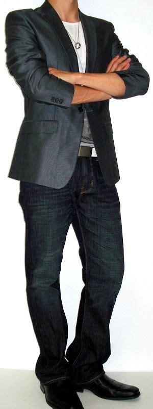 Blazer Shirt Jeans Wardrobe Staple Snappy
