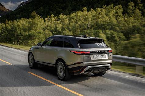land rover velar 2018 range rover velar v 6 first drive review