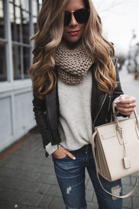 Sweet Winter 2018 Outfit Ideas For Women | Fashion Makes Trends