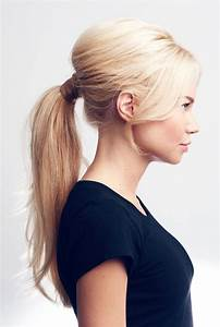 1000+ ideas about High Ponytail Hairstyles on Pinterest ...