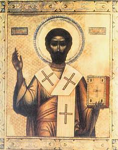 Apostle Barnabas of the Seventy - Orthodox Church in America