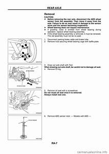 Nissan Patrol Y60 Workshop Manual Pdf