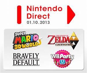 Nintendo Announces Launch Dates For Anticipated Wii U
