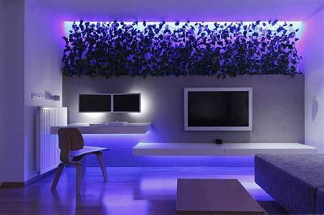 iluminacion indirecta led salon  salas de estar