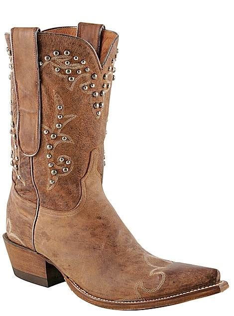 Cowboy and Cowgirl Boots Love