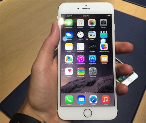 6 iphone detailed look at apple iphone 6 plus the largest iphone