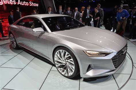 Audi Prologue Concept La 2018 Photo Gallery Autoblog