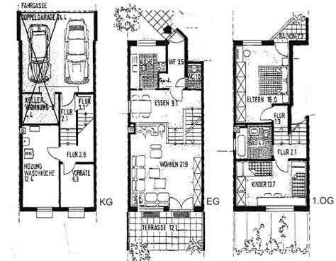 Stufenhaus Weiter Blick Und Freier Zuruf by Split Level Haus Grundriss Volksvilla Modernes