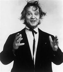 Irwin Corey, the King of Comedic Confusion, Dies at 102