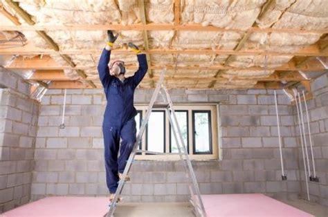 isolation plafond cout moyen au  pour la pose dun