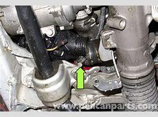 BMW E90 Thermostat Replacement E91, E92, E93 Pelican