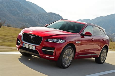 jaguar  pace suv  review auto express