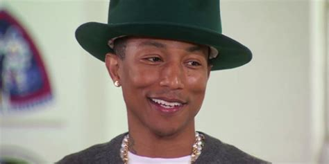 Pharrell Williams Says He 'hit Zero' Before Writing His
