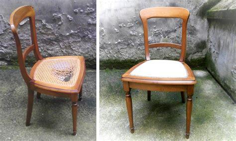 renover une chaise medaillon rénovation de chaises création et vente par un tapissier à lyon
