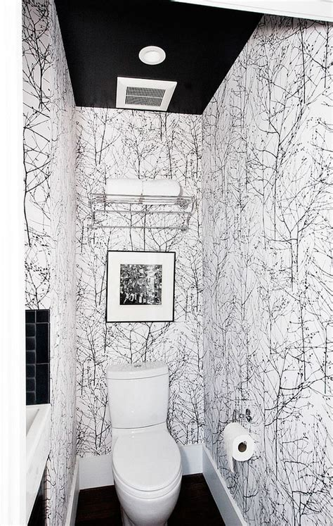 Modern Bathroom Wallpaper by Gorgeous Wallpaper Ideas For Your Modern Bathroom