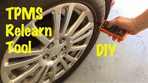 Gm Tire Pressure Tpms Relearn Procedure After Rotation