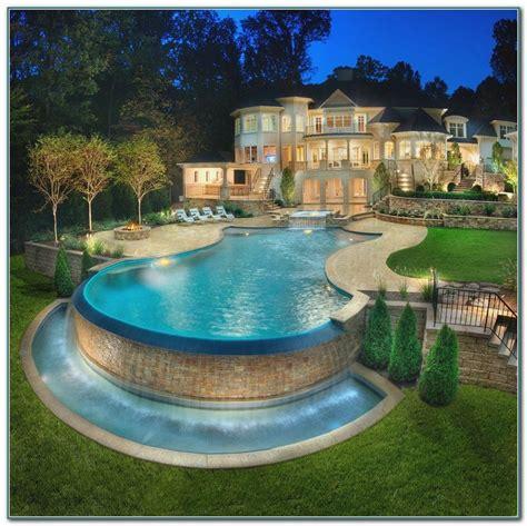 backyard pool and landscaping ideas backyard above ground pool landscaping ideas pools home decorating ideas egazmvr25n