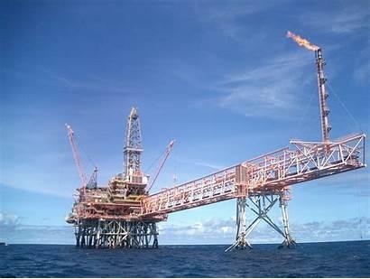 Offshore Platform Gass Freeimages
