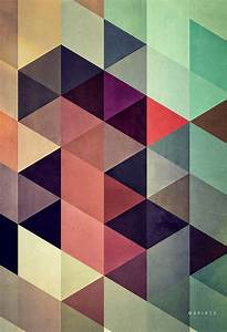 Create A Captivating Accent Wall With Geometric-Patterned