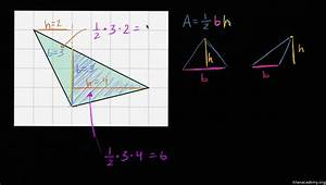 What Is The Area Of The Triangle In The Diagram