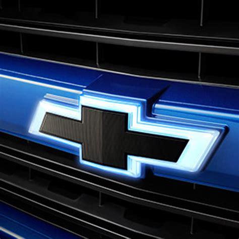 light up chevy emblem general motors 84129741 silverado grille emblem
