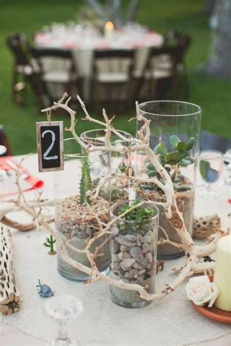 Beach Wedding Table Decoration Ideas Wedding and Bridal