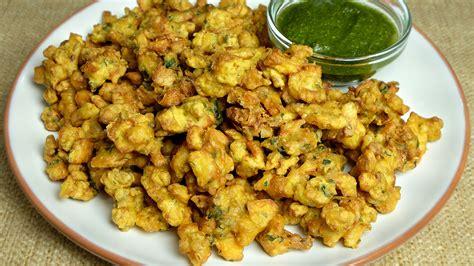 cuisine végé crispy aloo pakoras potato fritters manjula 39 s kitchen
