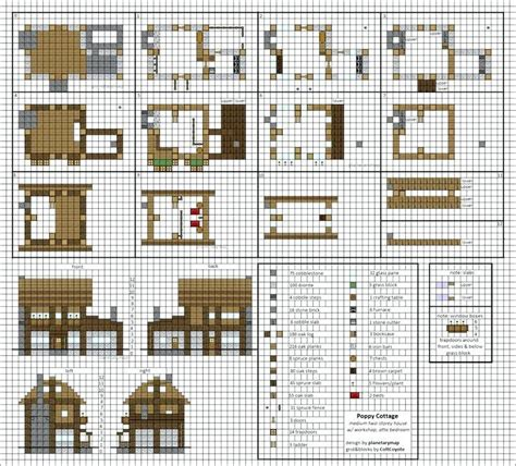 minecraft blueprints farm xp mods