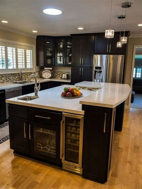 kitchen island configurations best 25 small l shaped kitchens ideas on 1874