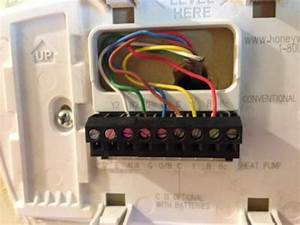 Honeywell Thermostat Rth7600d