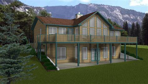 house plans basement walkout basements by e designs 1