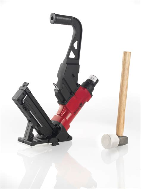 brand new hardwood flooring cleat nailer wood floor stapler pneumatic air tool ebay
