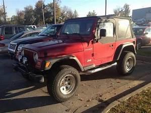 1998 Jeep Wrangler Soft Top Manual Transmission For Sale