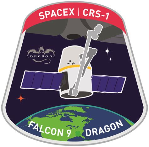 SpaceX Logo Vector - Pics about space