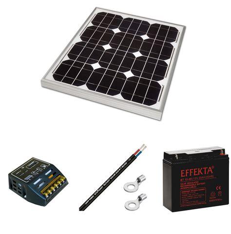 kit panneaux solaires pour chalet kit panneau solaire 30w 12v pour site isol