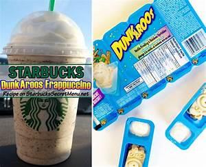Starbucks DunkAroos Frappuccino | Starbucks Secret Menu