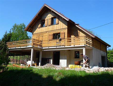 maison ossature bois bordeaux maison ossature bois bordeaux 28 images cr 233 ation construction maison ossature bois