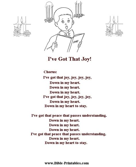 children s song lyrics i ve got that sunday 729 | 7757d36f496408738a05f647252a69cb
